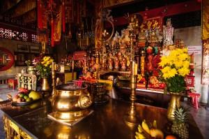 (Pud Jor и Jui Tui. Китайские храмы.)