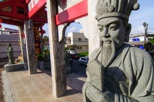 Jui Tui Chinese Shrine On Phuket 05 (Pud Jor и Jui Tui. Китайские храмы.)