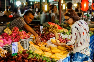 Markets Of Phuket Fruits (Рынки Пхукета.)