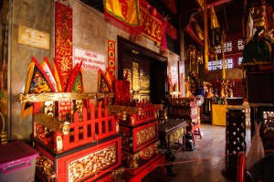 Pud Jor Chinese Shrine In Phuket 06 (Pud Jor и Jui Tui. Китайские храмы.)