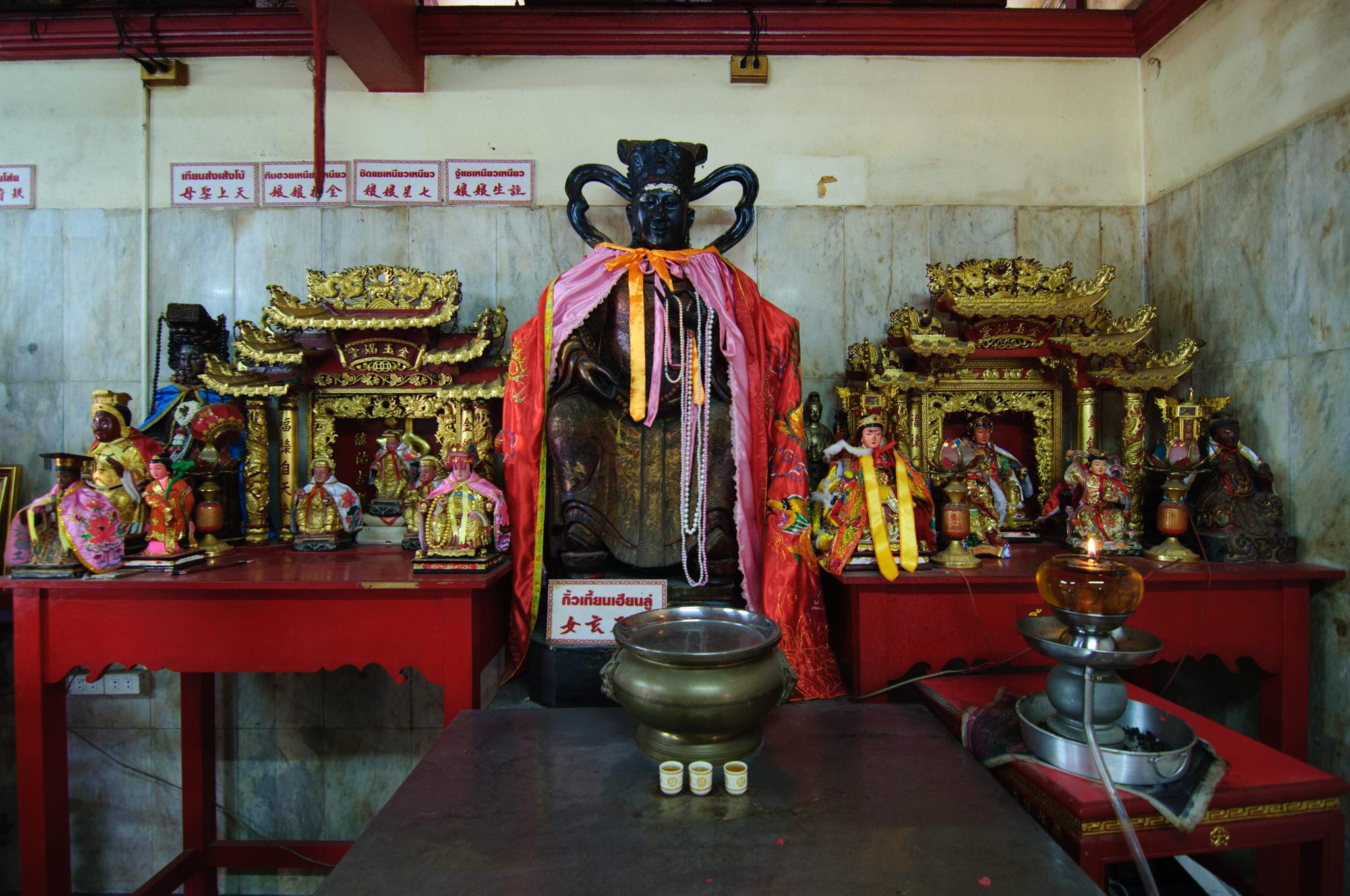 Wat Bang Riang Wat Rat Upatham PhanNga  Даниэль Чванов