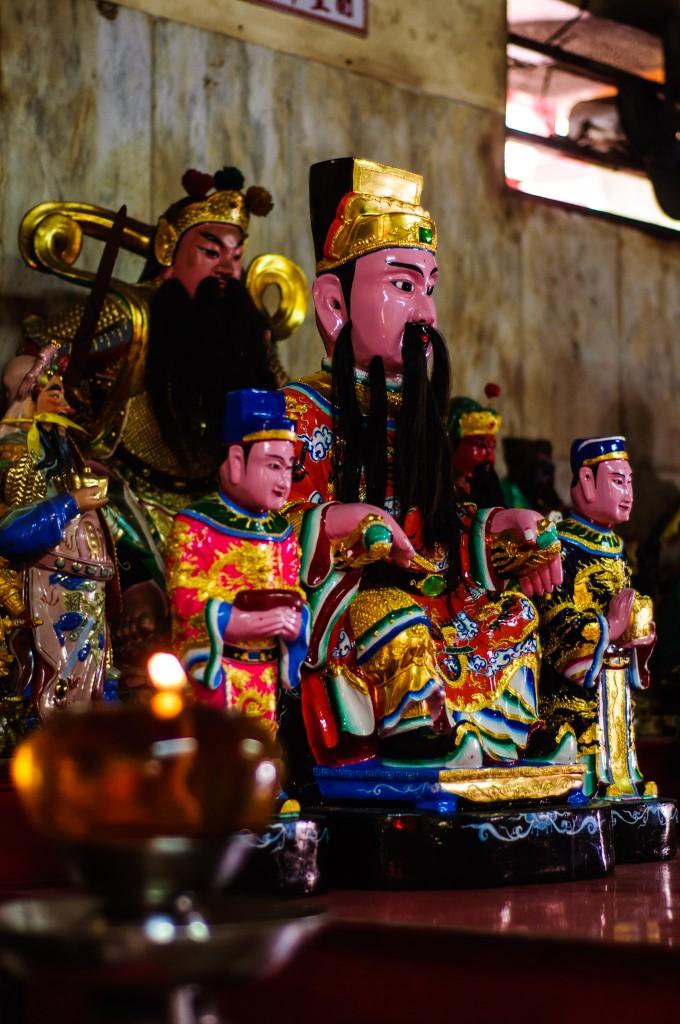 Pud Jor Chinese Shrine In Phuket 33 (Pud Jor и Jui Tui. Китайские храмы.)