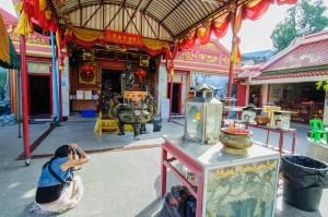 Pud Jor Chinese Shrine In Phuket 41 (Pud Jor и Jui Tui. Китайские храмы.)