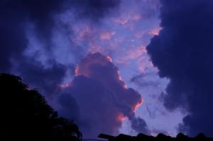 (Небеса на восходе.)