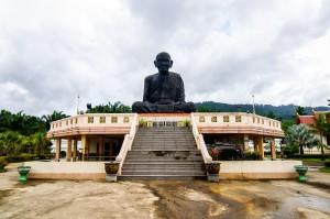 Статуя Пор Тан Клая.
