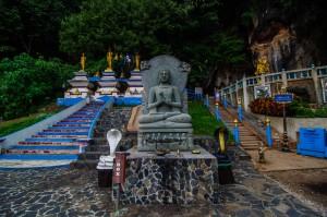 Sanctum At Wat Tham Seua (Wat Tham Seua, Краби, Таиланд.)