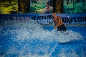 Surfer At Kata Surf House (Surf House Phuket @ Kata Beach)
