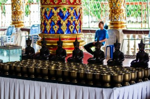 Mahachulalongkorn Rajavidyalaya University Chiang Mai Buddhas (Mahachulalongkorn Rajavidyalaya University, Chiang Mai, Thailand)