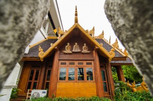 Some Building In Chiang Mai (Улицы Чианг Мая.)