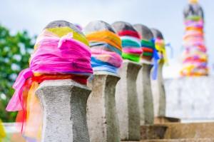 Chiang Rai City Pillar Is Pretty (Городской столп Чианг Рая.)