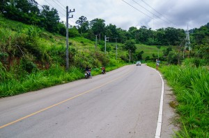 Pai Roads (Окрестности Пая.)