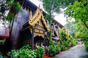 Хотрай храма Phra Kaew