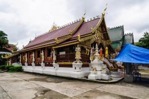 Вихан храма Wat Ming Muang
