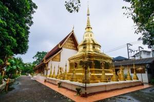 Чеди храма Wat Phra Singh