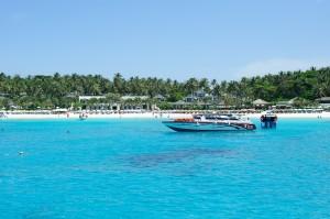 At Racha Yai Island (Сходили на рыбалку.)