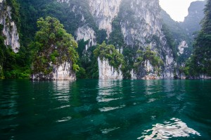 Cheo Lan Lake Views 10 (Рафт-хаус Putawan и озеро Чео Лан.)