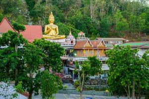 Wat Khao Rang, Phuket, Thailand