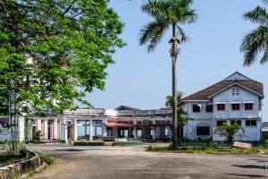 Заброшеные здания Пенанга. (Джорджтаун, Пенанг, Малайзия.)