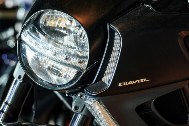 Diavel bike. Phuket bike week 2014.
