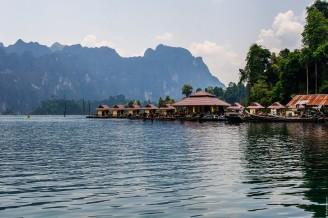 Плавучий отель Sai Chon.