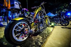 Phuket bike week 2014. Custom bikes. (Байк-фестиваль — Phuket bike week 2014.)