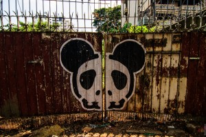 Streets Of Bangkok Graffity (Парк Benjakiti и улицы Бангкока.)
