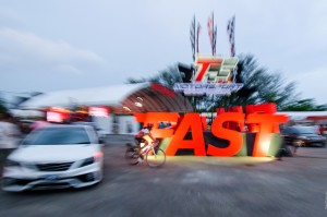 12.07.2014 @ 18.51.16 (Toyota Fast Fun Fest 2014. Phuket town.)
