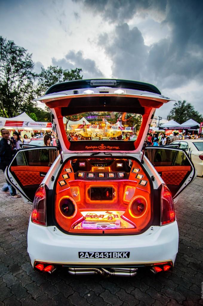 Toyota Fun Fast Fest 07 (Toyota Fast Fun Fest 2014. Phuket town.)