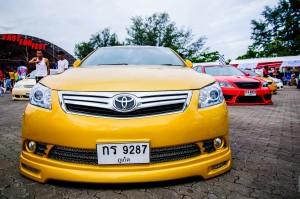 (Toyota Fast Fun Fest 2014. Phuket town.)
