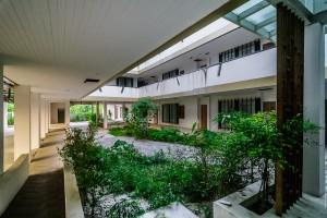 Нулевой этаж. (Заброшенный кондоминиум Chalong Bay View Condo.)