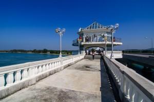 Мост Sarasin. (Как мы съездили в Као Лак или пост про мост Сарасин.)