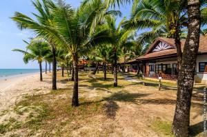 Koh Kho Khao Resort.