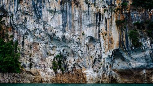 Скалы Чео Лана