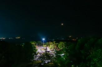 Вид с Khao Khad Views Tower на восток.