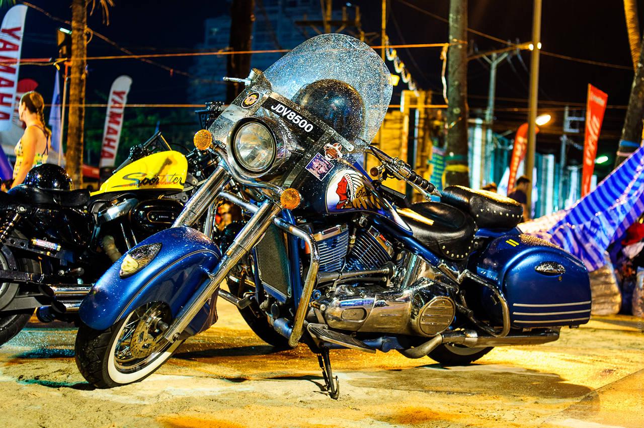 21-й Phuket bike week 2015. Indian. Тот самый Indian.