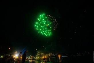 Новый год в Таиланде. Патонг. Пхукет.